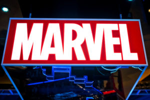 Large Marvel logo