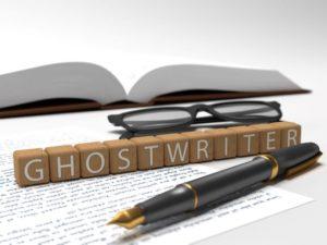 ghost blog writer