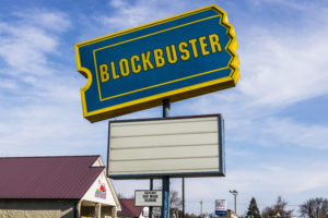 marketing and blockbuster