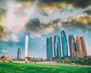 Abu Dhabi and their digital strategy