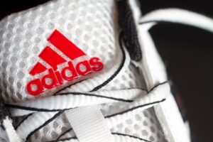 adidas shoe picture for marketing strategy