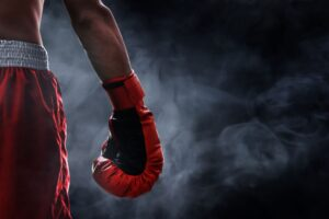 ufc boxing professional add for marketing